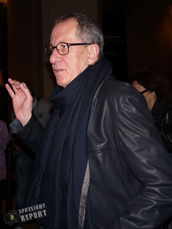 'The Eye of The Storm' Sydney premiere - Geoffrey Rush