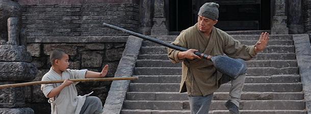 Devine le film. Shaolin-banner