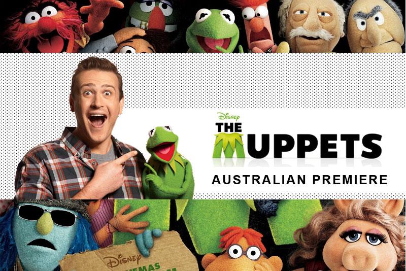muppets-sydney-premiere