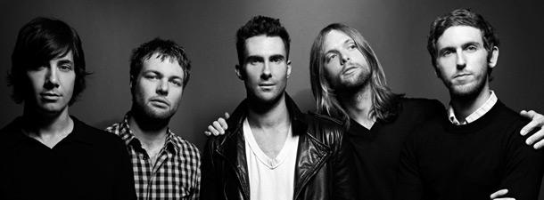 Maroon 5 rescheduled dates in Sydney