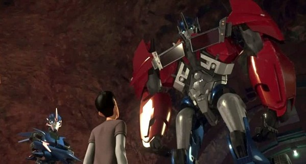 Transformers Prime Season One Collection Dvd Review