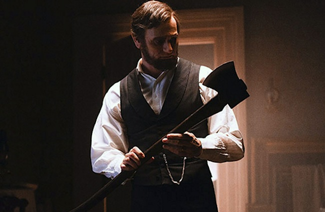 the film lincoln the story of the president abraham lincoln Steven spielberg has crafted a literate, heartfelt film about abraham lincoln's second term in office and his battle to end slavery, writes peter bradshaw.