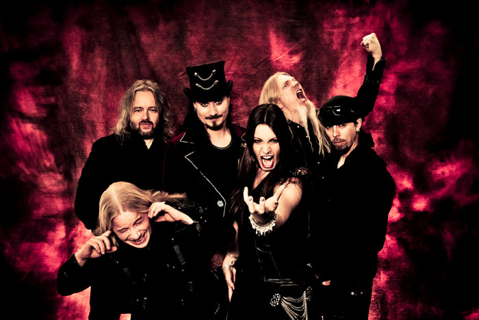 NIGHTWISH - концерт Live at the Wacken Open Air 2013