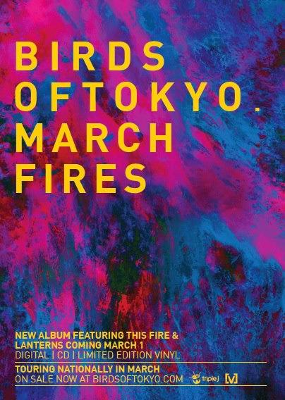 On The Spot Birds Of Tokyo S Glenn Sarangapany Interview