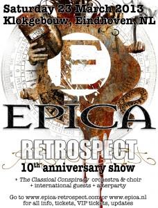 epica retrospect