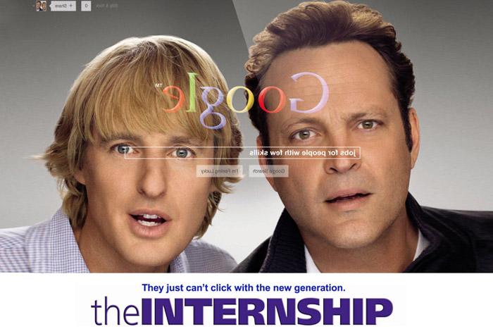 實習大叔 The Internship:社會大學
