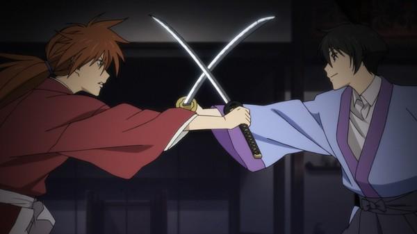 Battosai's Peaceful Technique - Rurouni Kenshin: New Kyoto ...