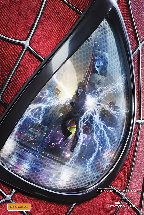 Spiderman Rise Of Electro