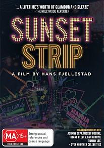 sunset street dvd