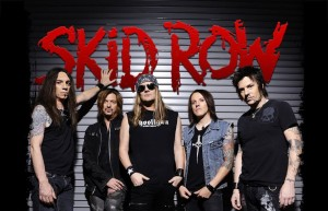 skid row band 2