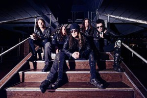 skid row band