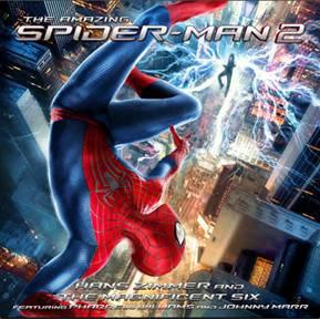 spiderman2 ost