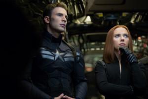 Captain America The Winter Soldier 1
