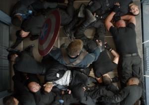 Captain America The Winter Soldier 2