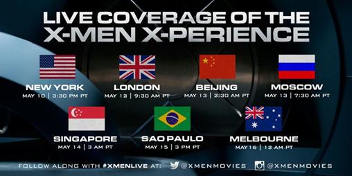 X-Men Xperience