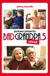 bad grandpa .5 cover