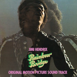 Jimi Hendrix - Rainbow Bridge - album artwork